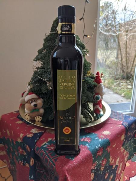 WeihnachtsflascheUmbrienKlein
